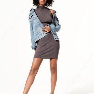 Aritzia TNA Sasamat dress in healther chalet